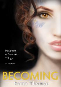Author Raine Thomas Becoming